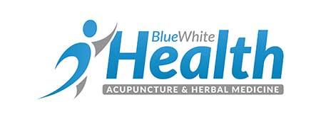 BlueWhite Health Acupuncture and Herbal Medicine logo