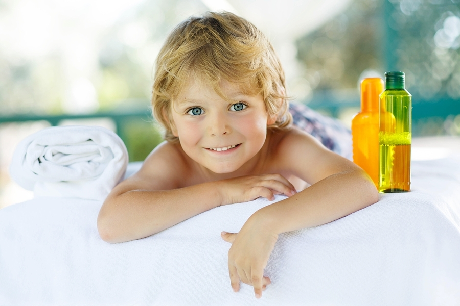 Tui-na Massage For Children With Autism,